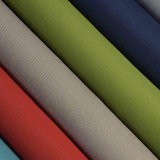 Telas de tapicería GeoBella<sup>®</sup> lisa estándar y rayada